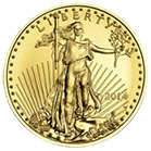 American Eagle Gold Coin 1oz