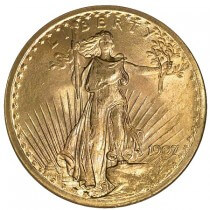$20 Saint Gaudens Gold Coin