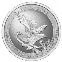 2015 Royal Canadian Mint Silver Eagle