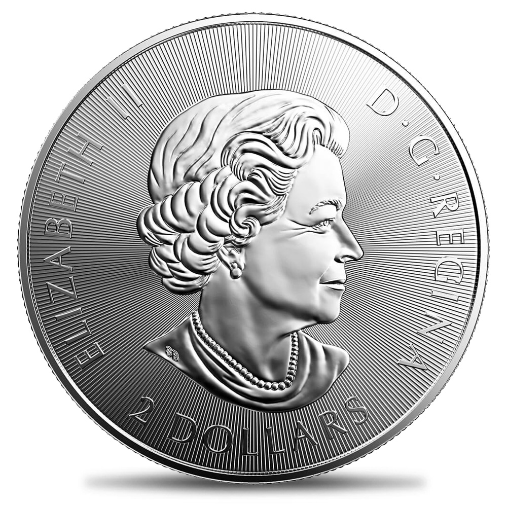 2017 Royal Canadian Mint 1.25oz Silver Eagle