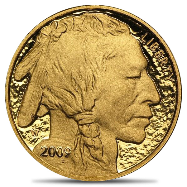 Gold American Buffalo 1oz BU (Random Year)