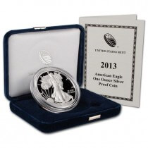 Proof Silver American Eagle