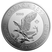 2017 Royal Canadian Mint .5oz Silver Eagle
