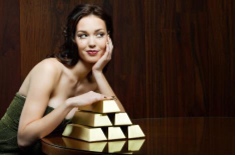 Gold's Next Target $1,400