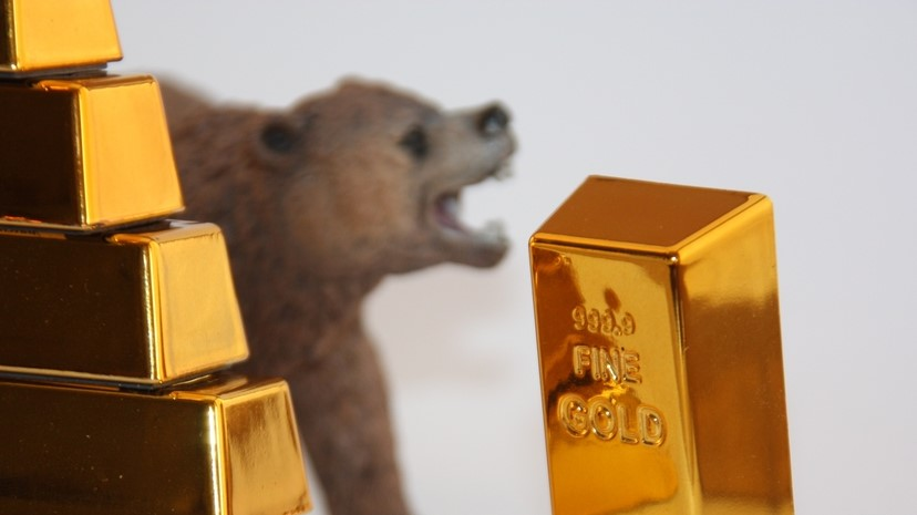 """Too-Big-to-Fail"" Bank: Gold to Offset Bear Market"